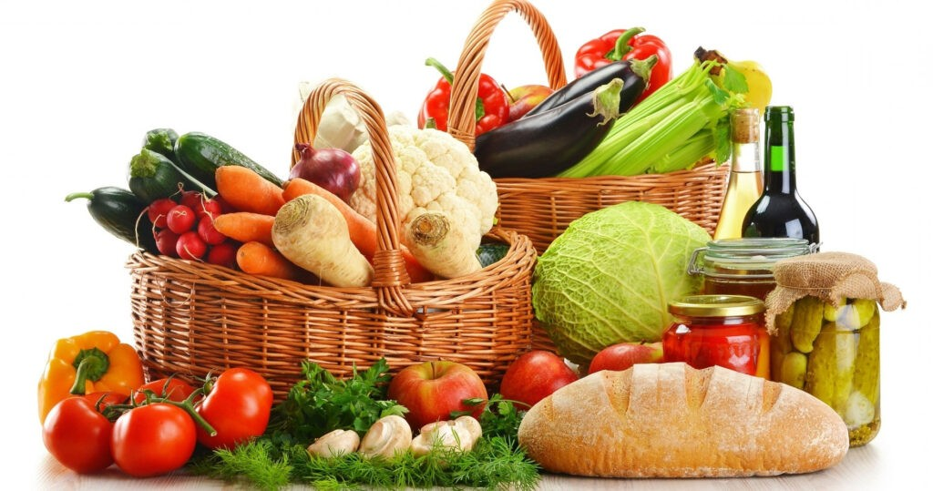 Healthy products = healthy life