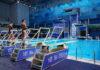 DUNA arena diving pool