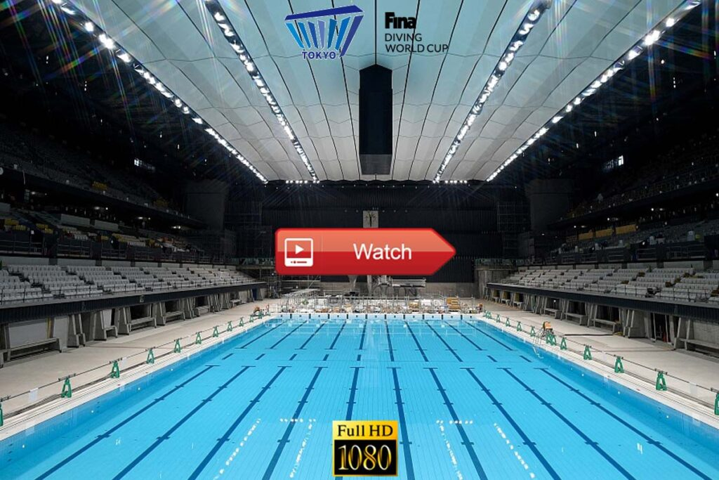 Fina Diving World Cup 2021