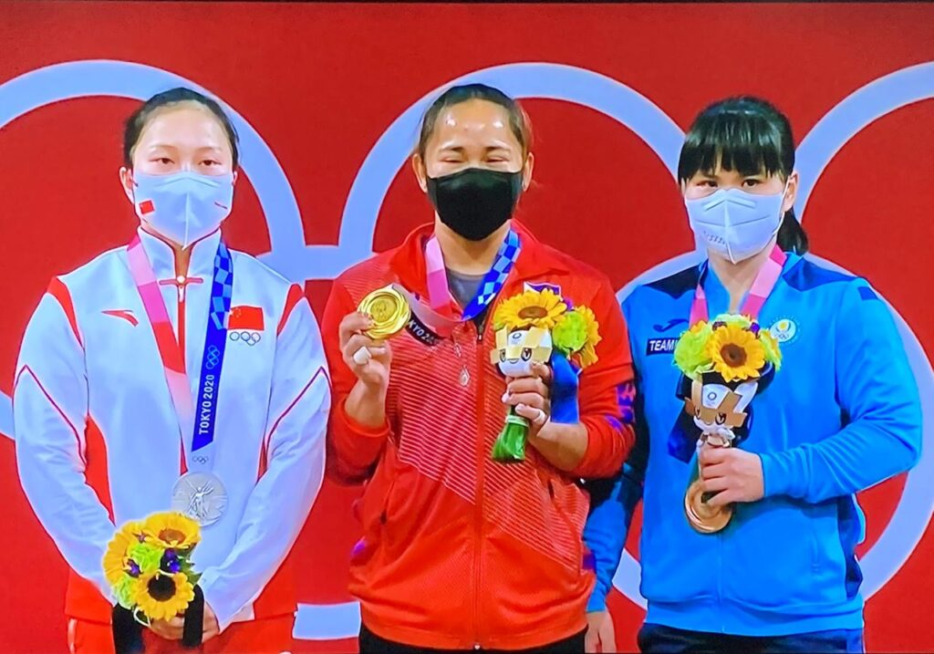 Medalists