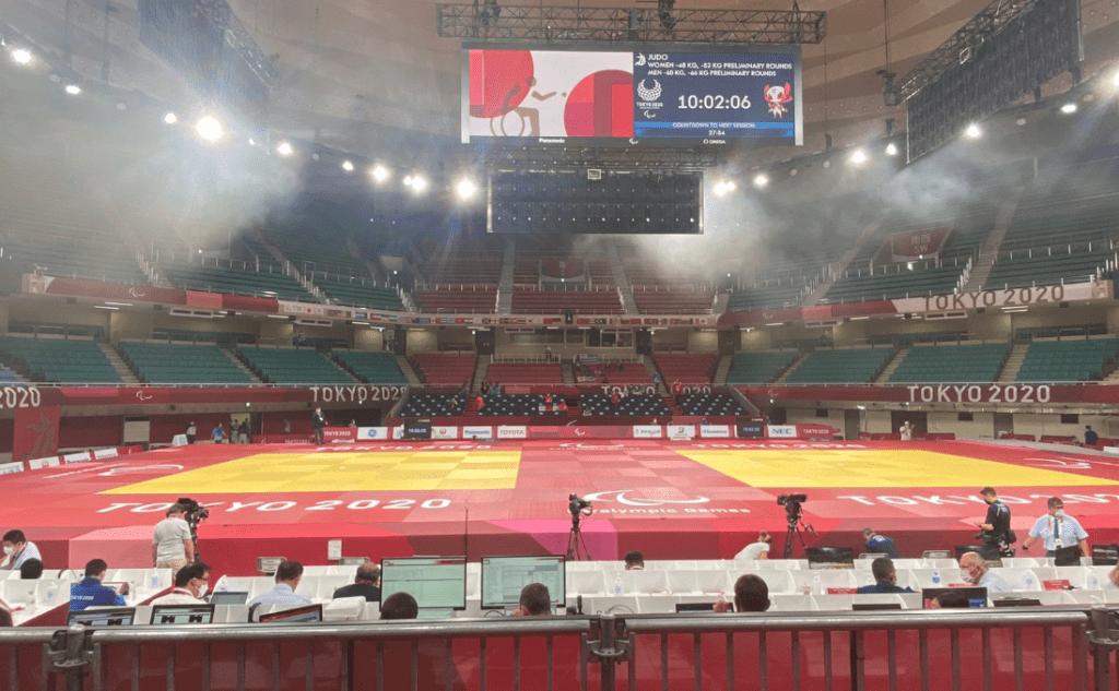 Tokyo paralympics - Judo tournament