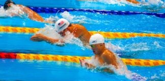 Tokyo 2020 Paralympics Swimming